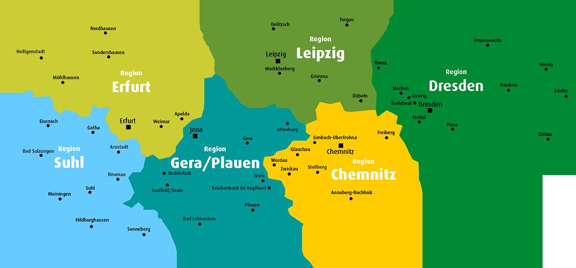 Region Suhl